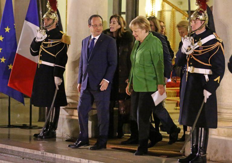 Στο Παρίσι η γερμανική κυβέρνηση για κοινό «υπουργικό συμβούλιο»   tovima.gr
