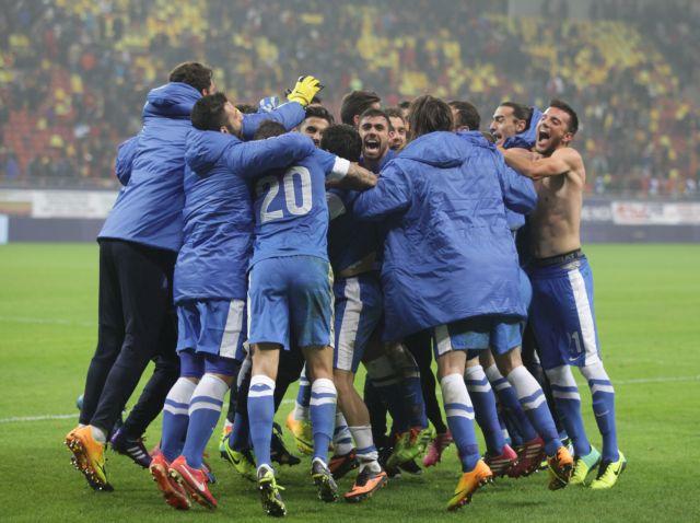 Σταθερά στην 10η θέση της κατάταξης της FIFA η Ελλάδα | tovima.gr