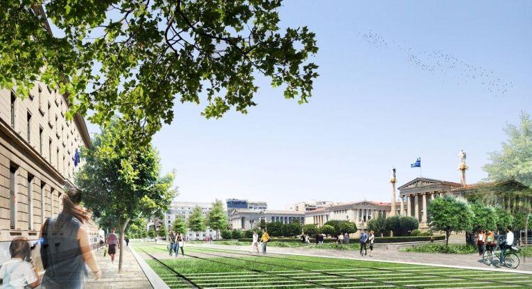 Το επόμενο βήμα μετά την απένταξη της Πεζοδρόμησης της Πανεπιστημίου και της ανάπλασης του Φαληρικού Όρμου | tovima.gr