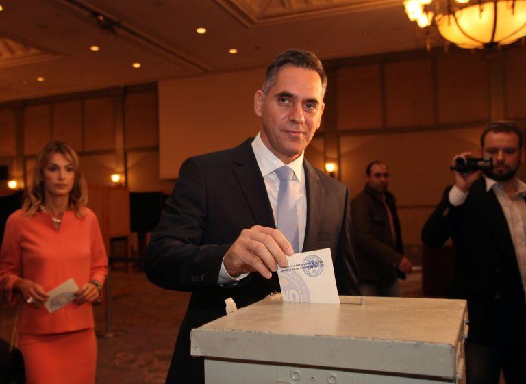 Αντιπαράθεση υποψηφίων για την κυπριακή προεδρία με αιχμή την πΓΔΜ | tovima.gr