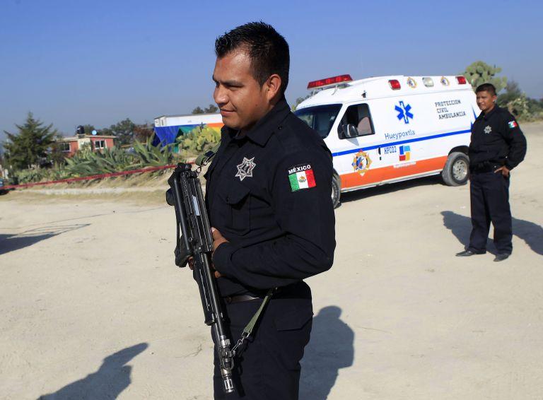 Μεξικό: Νέα δολοφονία πολιτικού – 120 φόνοι σε λιγότερο από ένα χρόνο | tovima.gr