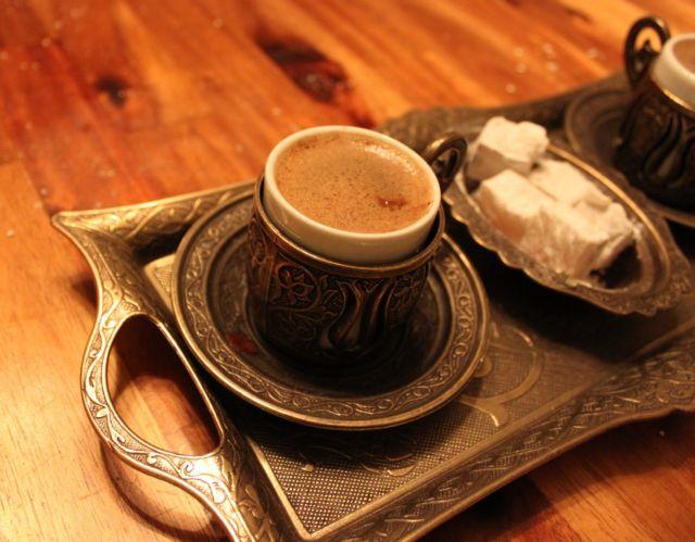 Αϋλη Πολιτιστική Κληρονομιά ο τούρκικος καφές | tovima.gr