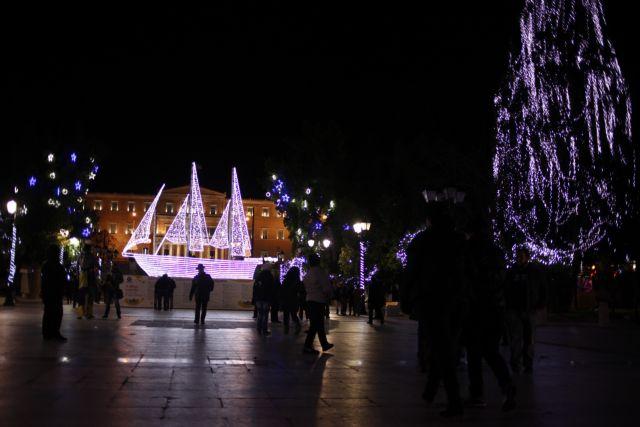 Χριστούγεννα και Πρωτοχρονιά σε 58 γειτονιές της Αθήνας   tovima.gr