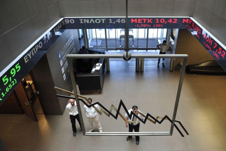 Με πτώση 0,84% έκλεισε το Χρηματιστήριο Αθηνών την Πέμπτη | tovima.gr