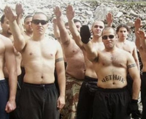 Incriminating Golden Dawn pictures and videos expose Nazi beliefs | tovima.gr
