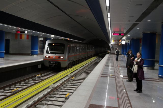 NSRF and European Investment Bank to fund metro expansion | tovima.gr