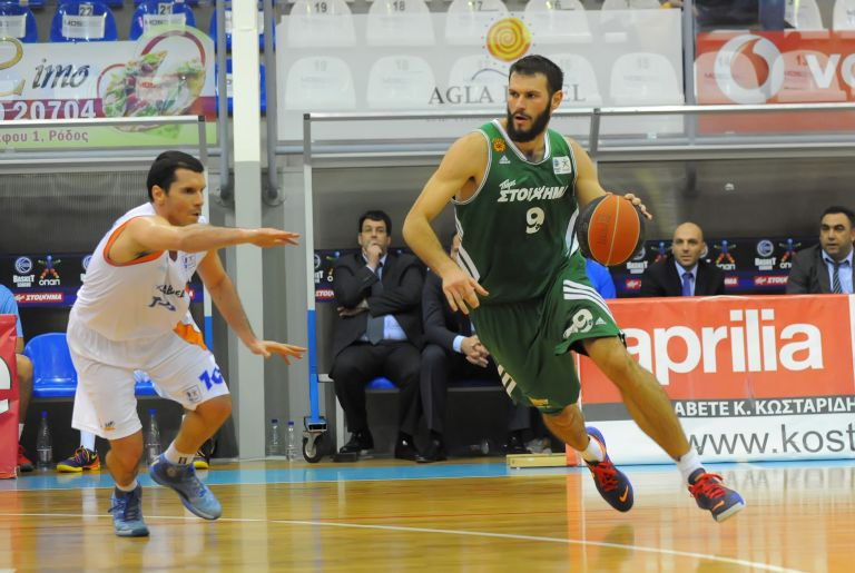 Ο Παναθηναϊκός νίκησε στη Ρόδο με… διαγωνισμό τριπόντων | tovima.gr