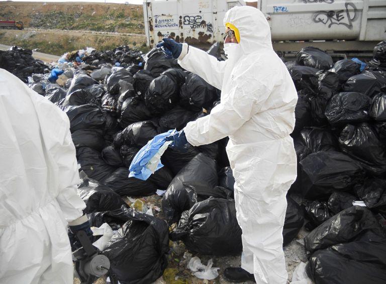 Νέο περιστατικό ρίψης ιατρικών αποβλήτων στον ΧΥΤΑ Φυλής | tovima.gr