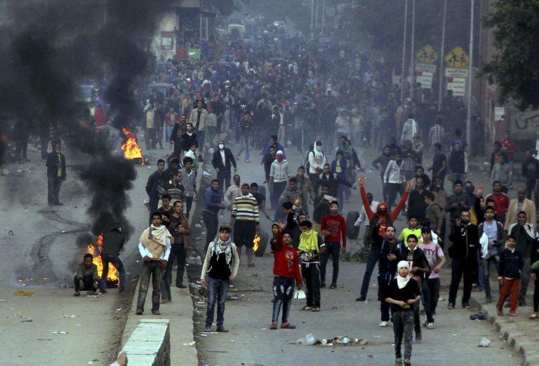 Αίγυπτος: Καταδικάσθηκαν σε θάνατο 75 άτομα για την εκδήλωση διαμαρτυρίας του 2013 | tovima.gr