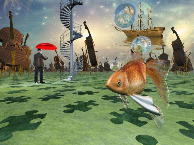 Πού κατοικεί η φαντασία; | tovima.gr