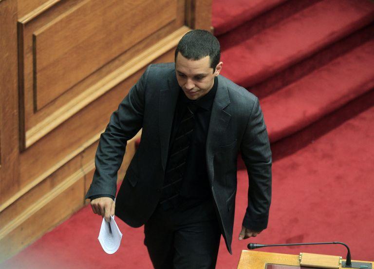 Στην Βουλή η δικογραφία για το βίντεο Κασιδιάρη-Μπαλτάκου | tovima.gr