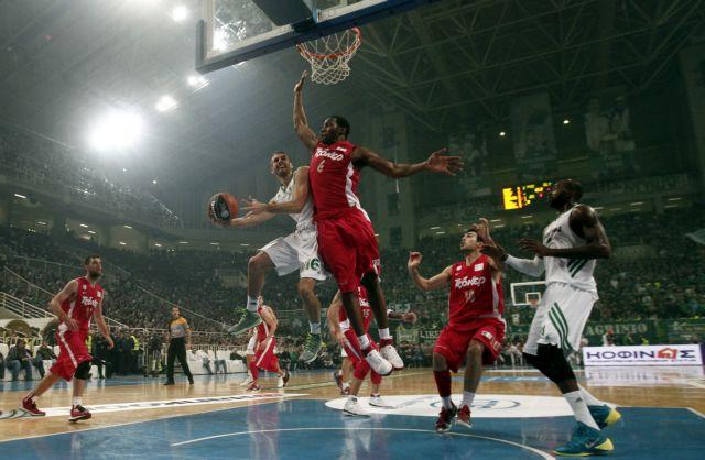 Μπάσκετ: Κυκλοφόρησαν τα εισιτήρια για το ΠΑΟ-ΟΣΦΠ   tovima.gr