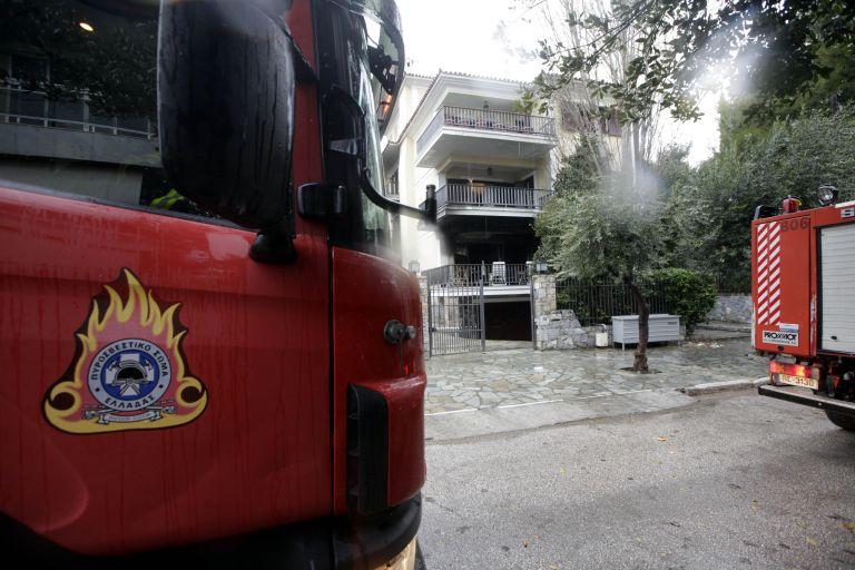 Πυρκαγιά σε μεταφορική εταιρεία στην Ελευσίνα | tovima.gr