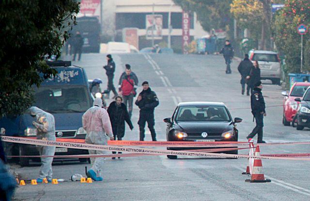 Gunshots fired outside German ambassador's residence in Halandri | tovima.gr