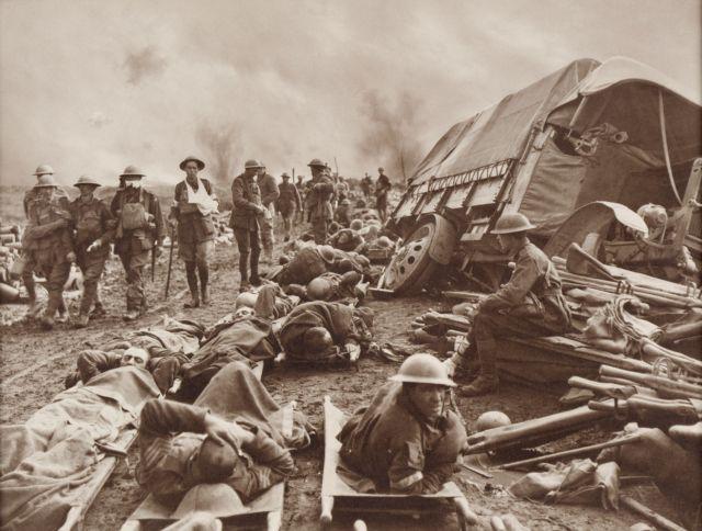 Α΄Παγκόσμιος Πόλεμος: Το μεγάλο σφαγείο του 20ού αιώνα | tovima.gr