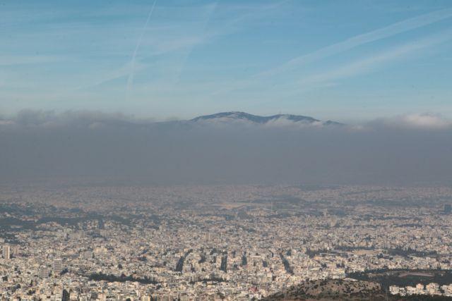 Ενοχλητική και τον εφετινό χειμώνα η αιθαλομίχλη στην Αθήνα   tovima.gr