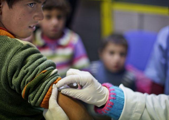 Ένα SMS για τον εμβολιασμό των παιδιών στον κόσμο   tovima.gr