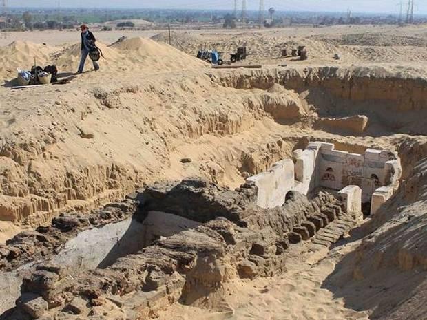 Αίγυπτος: Βρέθηκε νέα κοιλάδα των βασιλέων | tovima.gr