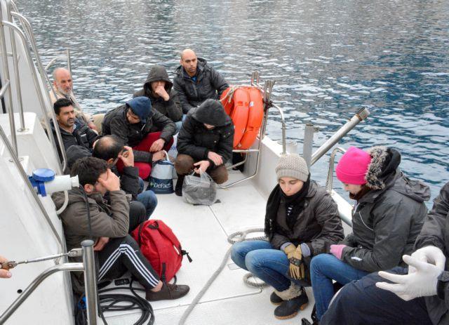 Περίπου 200 μετανάστες συνελήφθησαν στο ανατολικό Αιγαίο   tovima.gr