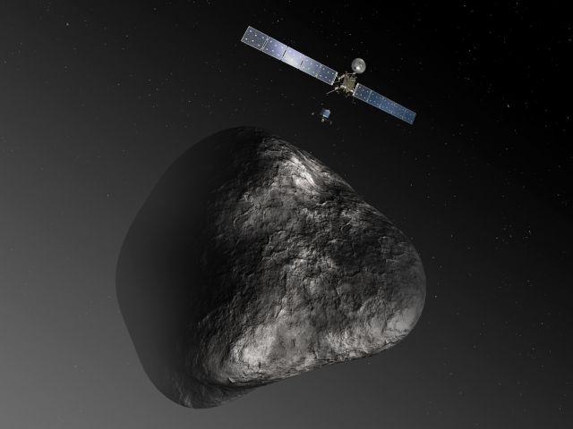 Τίτλοι τέλους για το Rosetta | tovima.gr