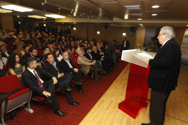 Κεντροαριστερά: Κίνημα βάσης από τις τοπικές επιτροπές των «58» για να διατηρηθεί ζωντανό το εγχείρημα της Ελιάς | tovima.gr
