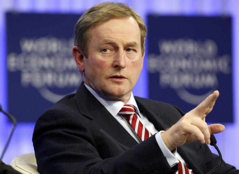 Ιρλανδός πρωθυπουργός: «Οχι» σε διάσκεψη για το ευρωπαϊκό χρέος   tovima.gr