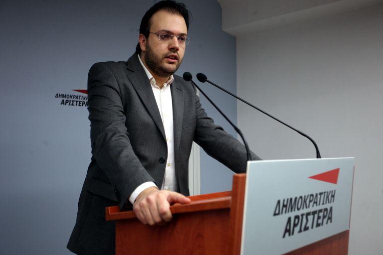 Θ. Θεοχαρόπουλος: Η Δημοκρατική Αριστερά πρέπει να αποκτήσει ξανά το διακριτό της πολιτικό πλαίσιο | tovima.gr