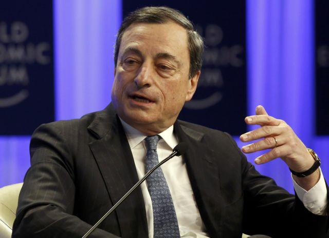 Ντράγκι: «Οχι» ανανέωση ελληνικών ομολόγων του ευρωσυστήματος | tovima.gr