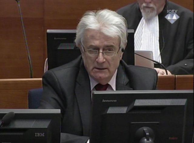 Εφεση κατέθεσε ο Ράντοβαν Κάρατζιτς – Επικαλείται 50 λόγους   tovima.gr