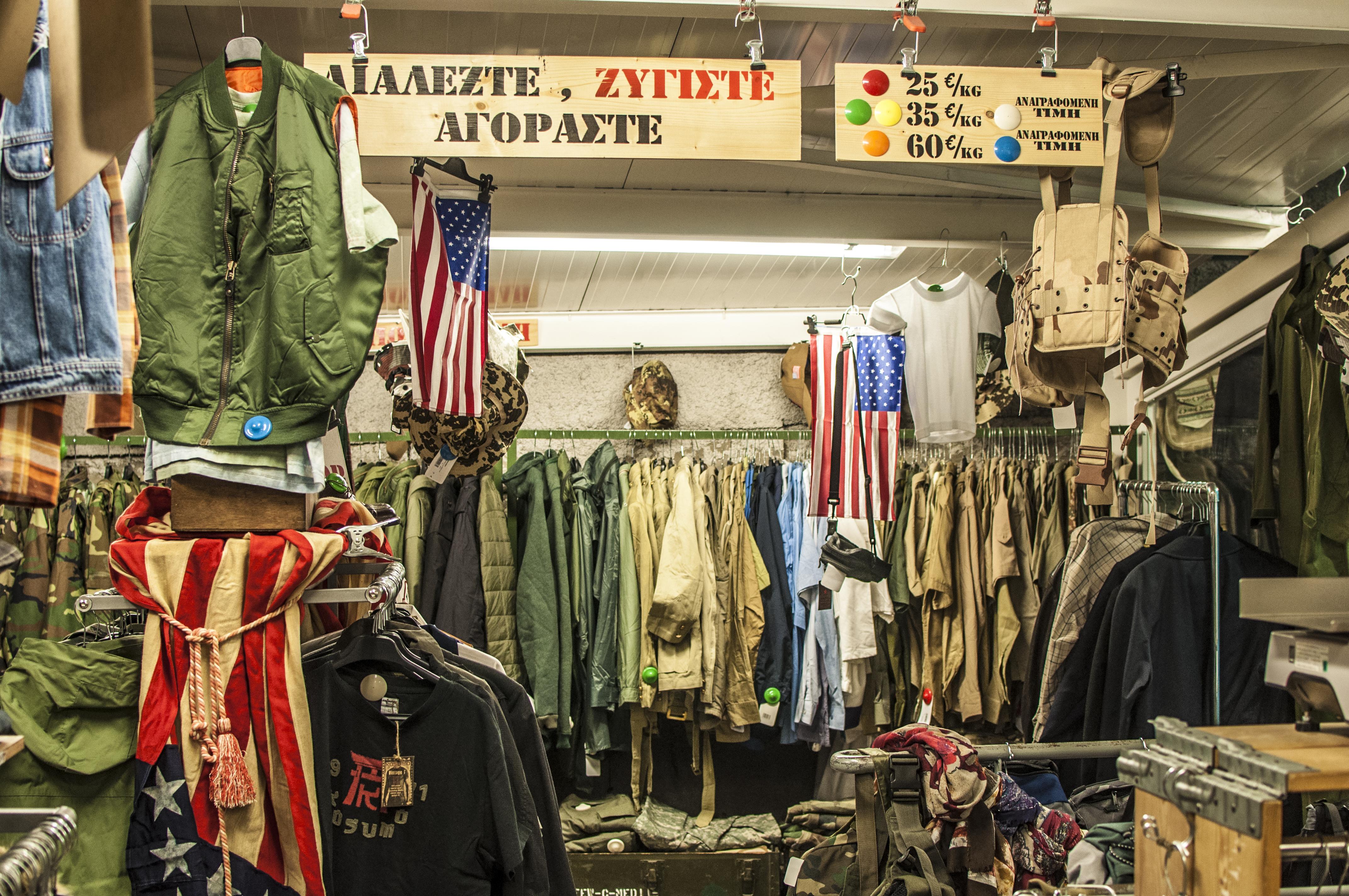 ac536b0ec1dc Η κρίση έκανε… μόδα τα ρούχα με το κιλό και την ενοικίαση τσαντών | tovima
