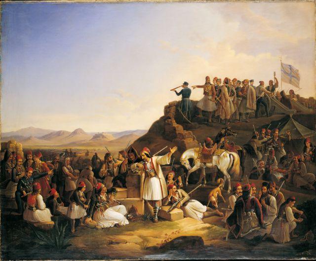 Σταθμοί της νεότερης ελληνικής ζωγραφικής | tovima.gr