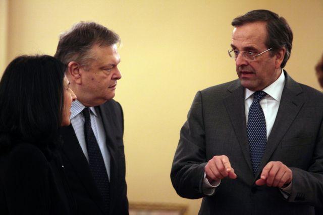 Samaras and Venizelos head to Brussels on Tuesday | tovima.gr
