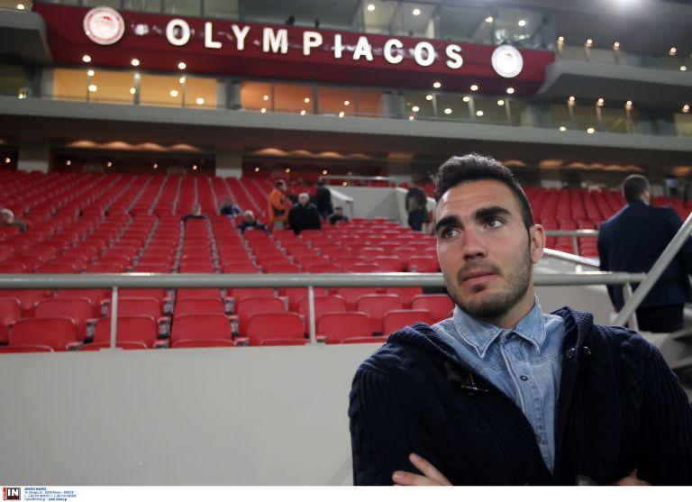 Ολυμπιακός: Δικός του ο Ρομπέρτο έως το 2018 | tovima.gr