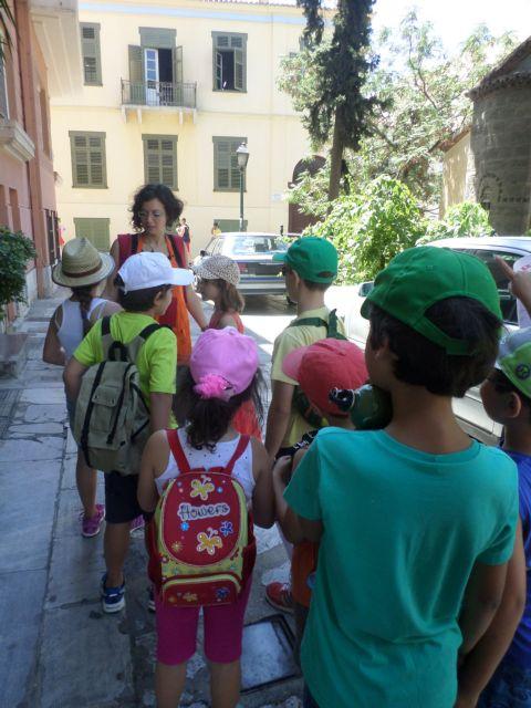 «Διακοπές διαφορετικές από τις άλλες» στο Παιδικό Μουσείο | tovima.gr