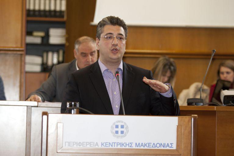 Η ΝΔ κόβει τον Απ. Τζιτζικώστα από την Κεντρική Μακεδονία   tovima.gr