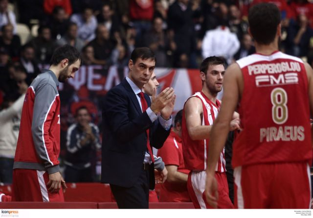 Μπαρτζώκας: «Εχουμε απόλυτη εμπιστοσύνη στο ρόστερ μας» | tovima.gr