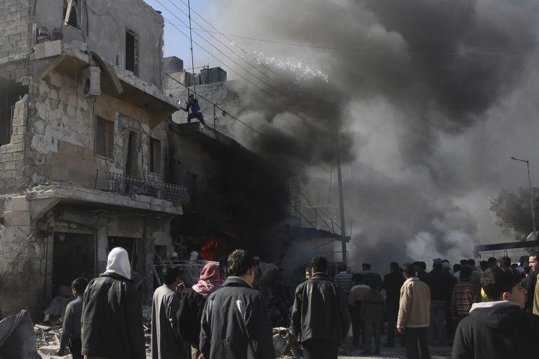 Συρία:Βασανισμός έως θανάτου σε γιο στελέχους της αντιπολίτευσης   tovima.gr