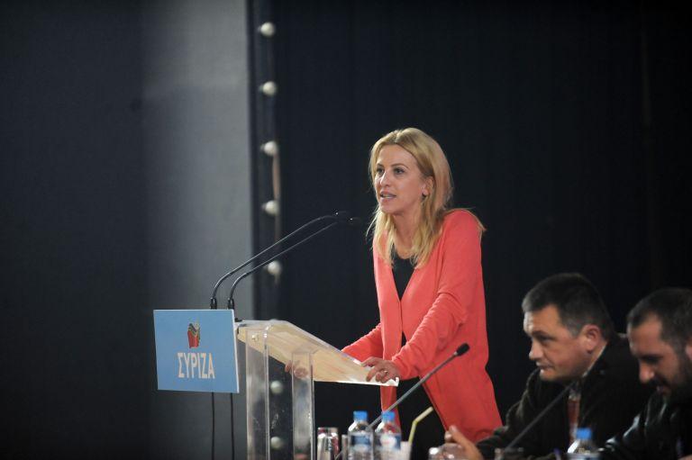 Δούρου: Δίκαιη και βιώσιμη λύση του κυπριακού σημαίνει τέλος στην κατοχή   tovima.gr