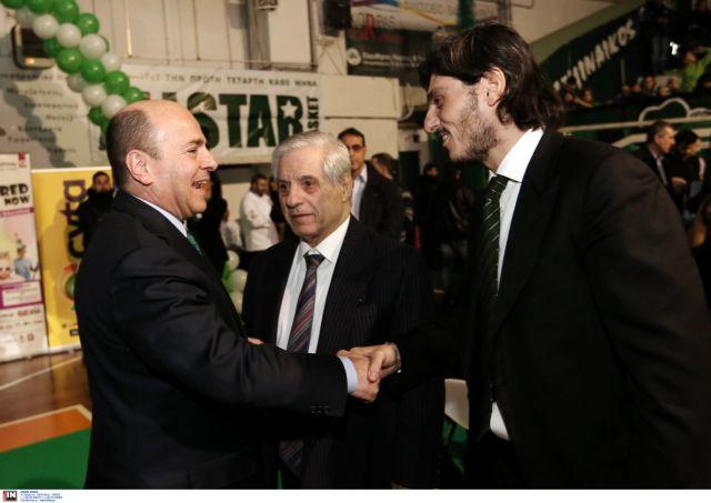Αλαφούζος – Γιαννακόπουλος δεν βρήκαν «σημείο επαφής» το μέλλον του Παναθηναϊκού | tovima.gr