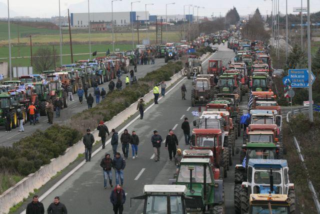 Στα «μαλακά» έπεσαν οι αγρότες   tovima.gr