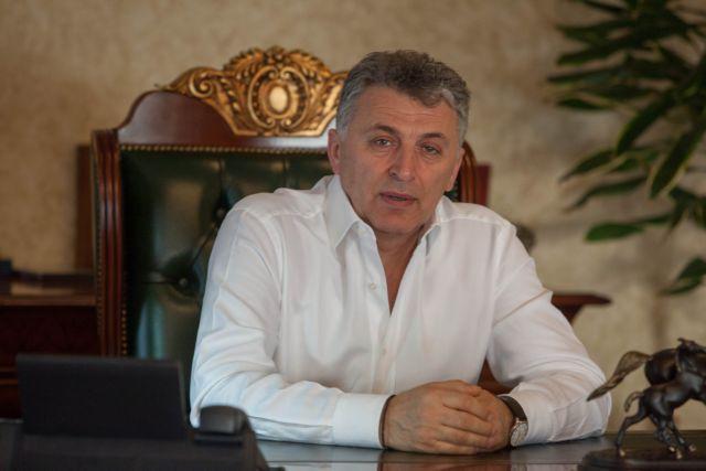 Επίτιμος πρόξενος της Λευκορωσίας ο κ. Μπόρις Μουζενίδης | tovima.gr