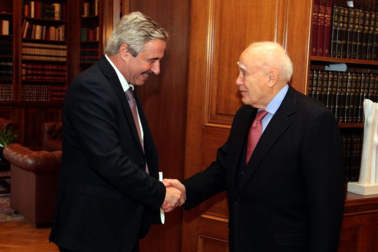 Μανιάτης: Σε τελικό στάδιο η συζήτηση με την Ρωσία για το φυσικό αέριο | tovima.gr