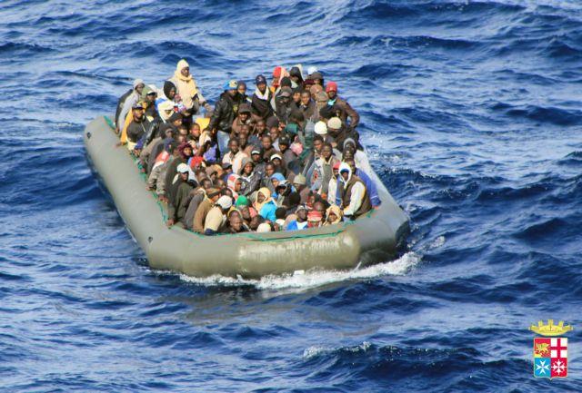 Ιταλία: Δεκαπλάσιοι οι μετανάστες στις ακτές τον Ιανουάριο | tovima.gr
