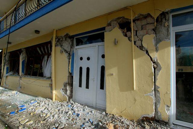 Early morning 4.1R earthquake near Lixouri rocks Kefalonia | tovima.gr
