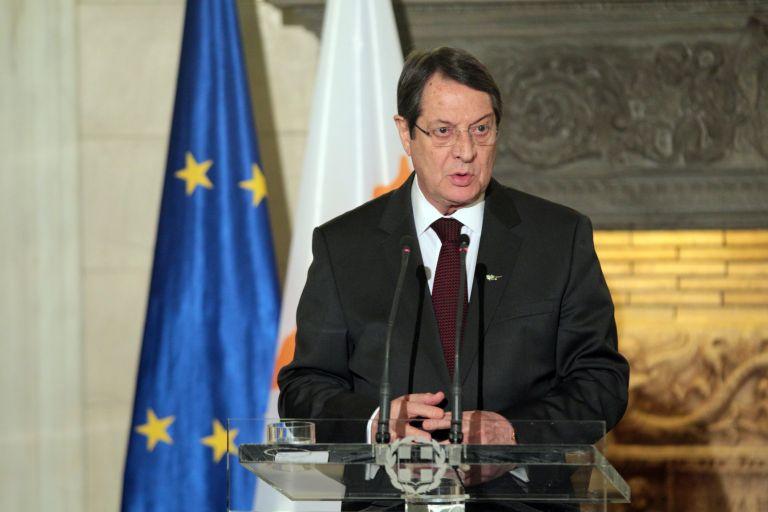 Ν.Αναστασιάδης: Δεν παρέκκλινα από τις δεσμεύσεις έναντι του ΔΗΚΟ | tovima.gr