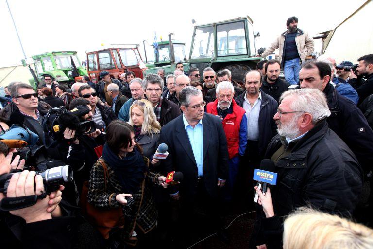 Κουτσούμπας: Το ΚΚΕ στηρίζει τον δίκαιο αγώνα των αγροτών | tovima.gr