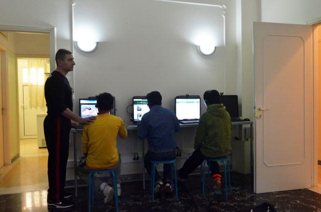 Ελλειψη χώρων και υποδομών για ασυνόδευτους ανήλικους μετανάστες   tovima.gr