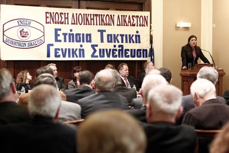Διαβεβαιώσεις Αθανασίου για αποκατάσταση των αδικιών στους μισθούς των δικαστών   tovima.gr