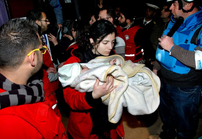 Συρία: Παράταση εκεχειρίας στη Χομς για τρεις ακόμα ημέρες   tovima.gr