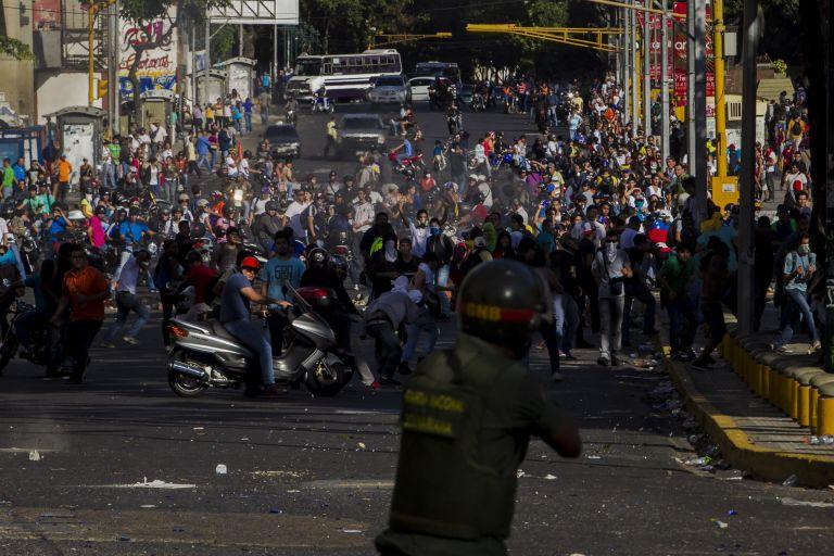 Στήριξη ΣΥΡΙΖΑ στους σοσιαλιστικούς δρόμους της Βενεζουέλας | tovima.gr